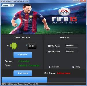 Fifa 2015 Hack Tool